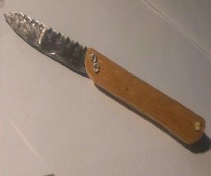 Homemade Pocket Knife