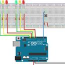 Basic Arduino Traffic Light Utilizing Interrupts