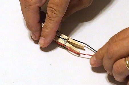 Attach the Load Resistor and Solder