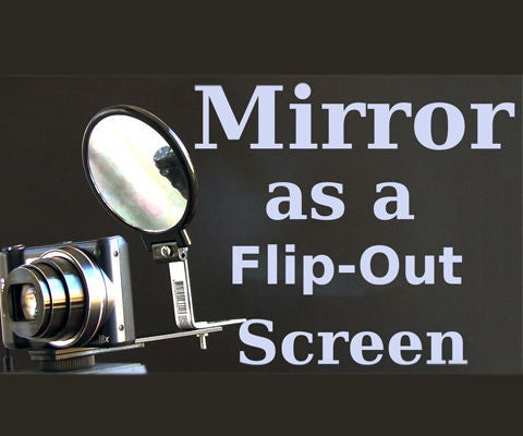 Flip-Out Screen Alternative