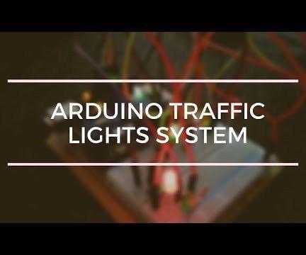 How to Make Arduino Powered Traffic Lights