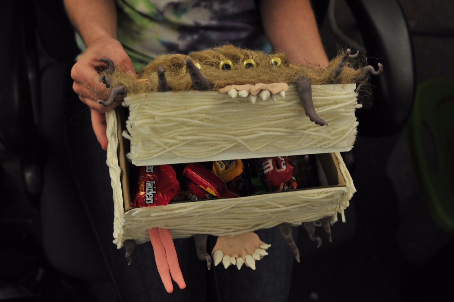 Long Live the Monster Box!