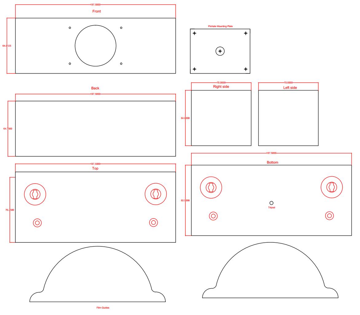 Pinhole Camera Design, Part III