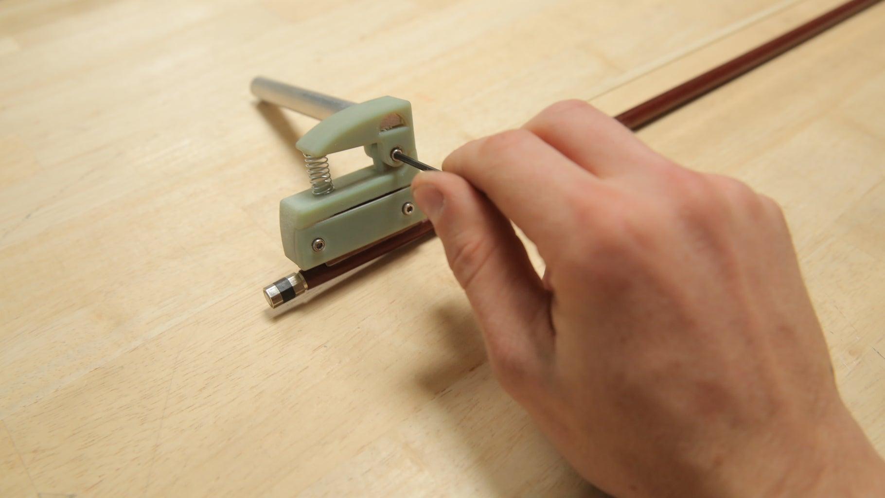 Attachments 3: Violin Bow