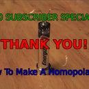 How To Make A HomoPolar Motor