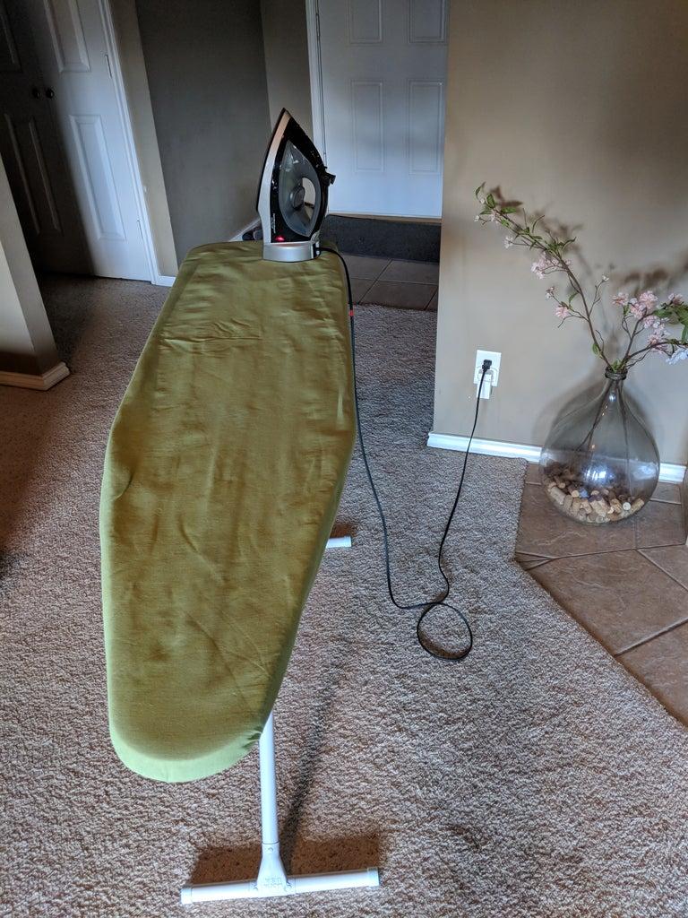 Set-up Your Ironing Area