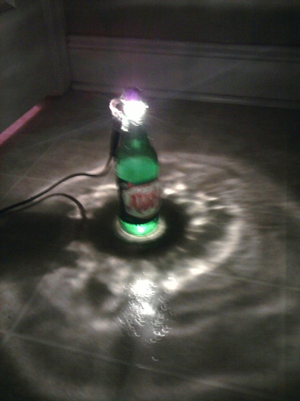 Make a USB Soda Bottle Lamp