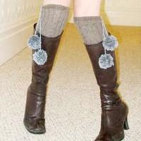 Cute Pom Pom Socks