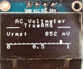 Arduino RMS Meter Module