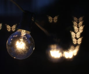 How to Laser Cut Shaped Bokeh Filters