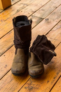 Simple Boot Tree (aka Boot-stander-uppers)