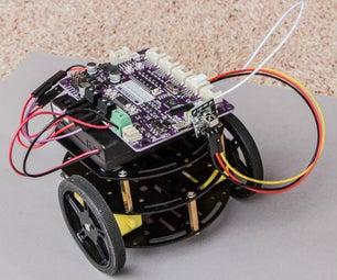MAKER PI RP2040 Robot With IR-Control