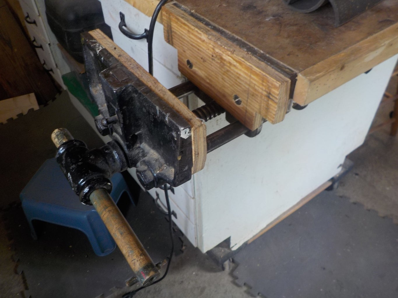How to Build a Really Complex Workbench in a Weekend!