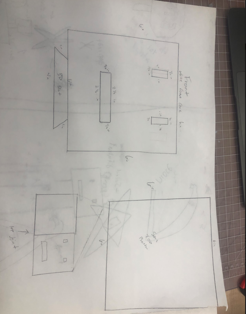 Desk Lamp Kruep