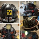 Recycled Power Armour Helmet