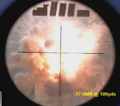 Thermite Explosive Targets