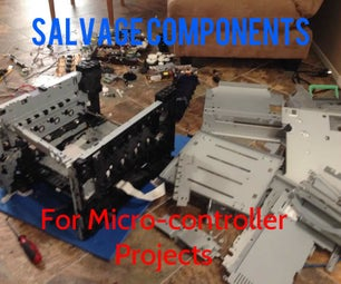 Finding (Salvaging) Components