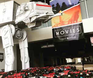 Make a Large-Scale Star Wars AT-AT Walker