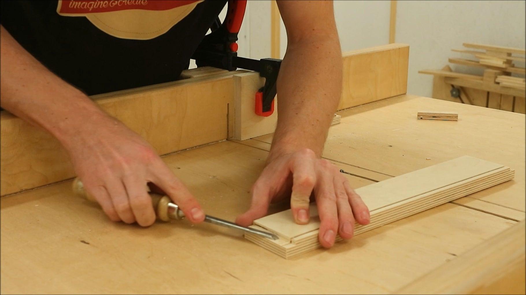 Making the Drawer