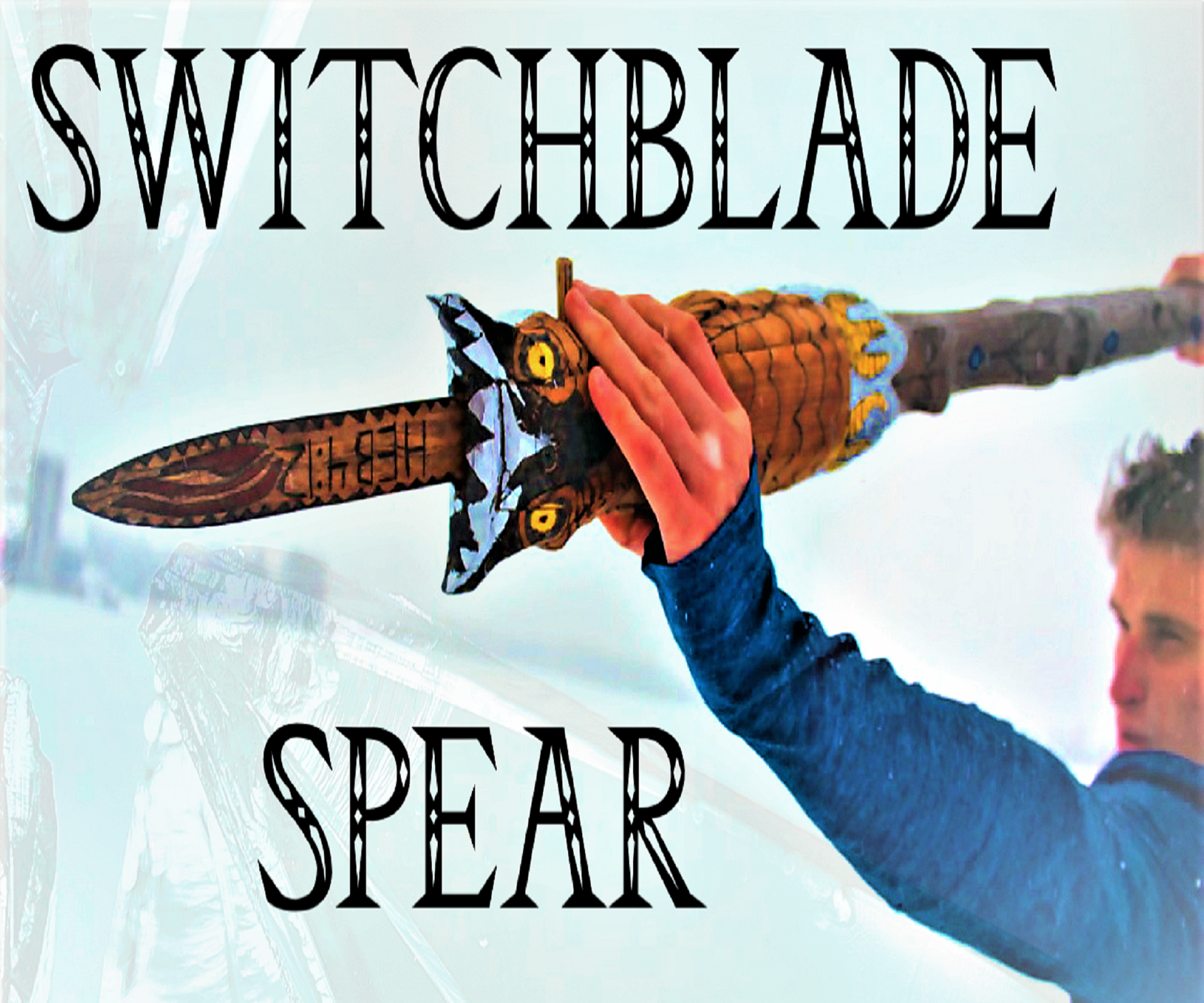 How to Make a Fake Spring-Blade Walking Stick
