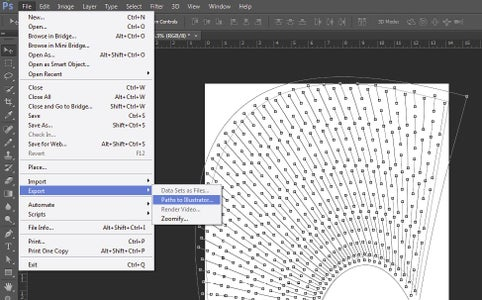 Warping With Photoshop