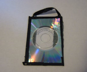 Compact CD Signal Mirror