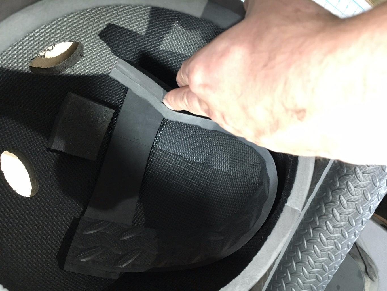 The Head - Adjustable Suspension