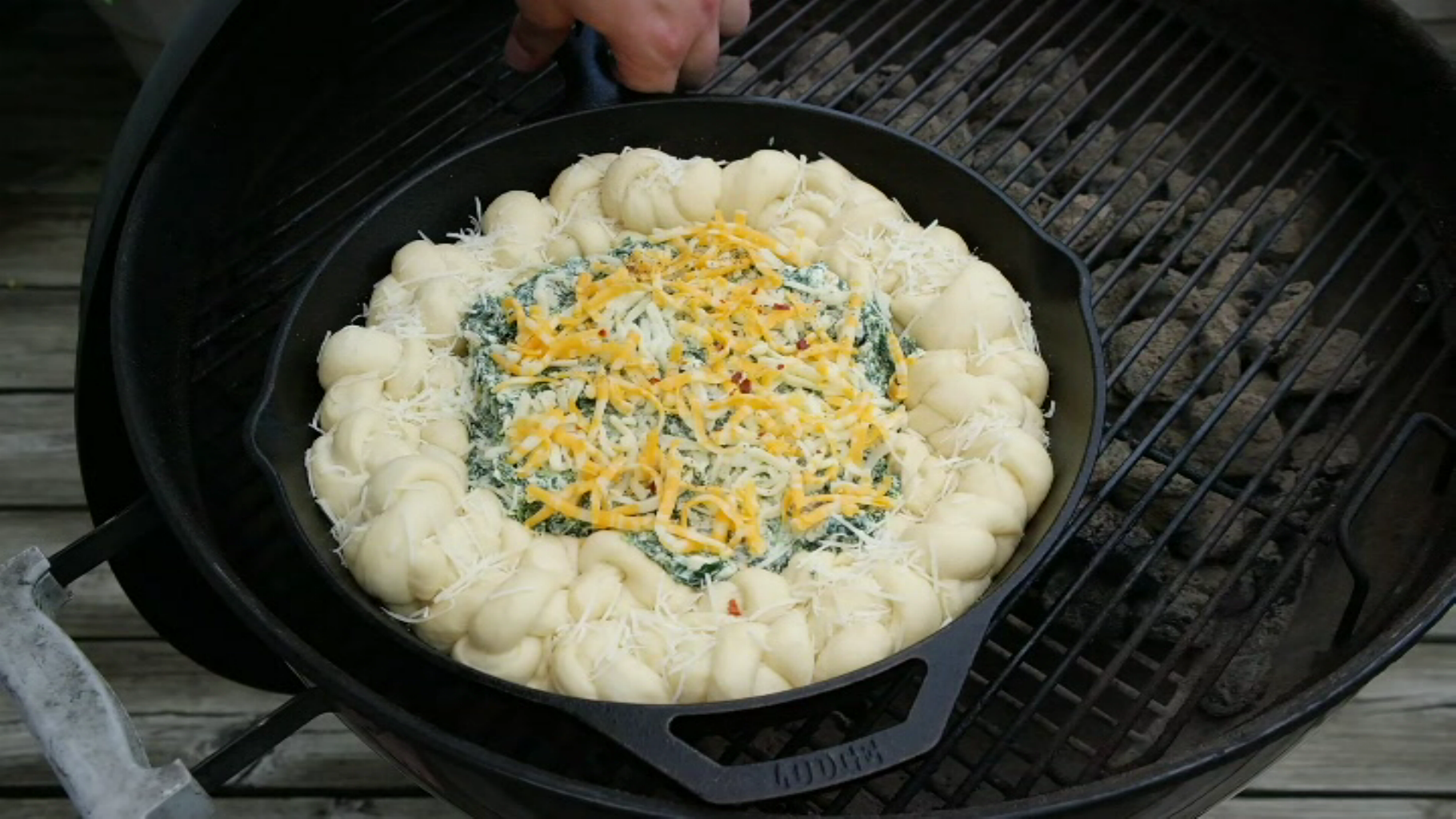 Cook the Dip