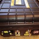 12 V  DC Battery Box.