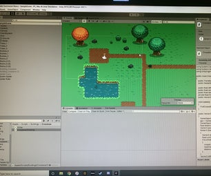 2D Video Game With C# on Unity