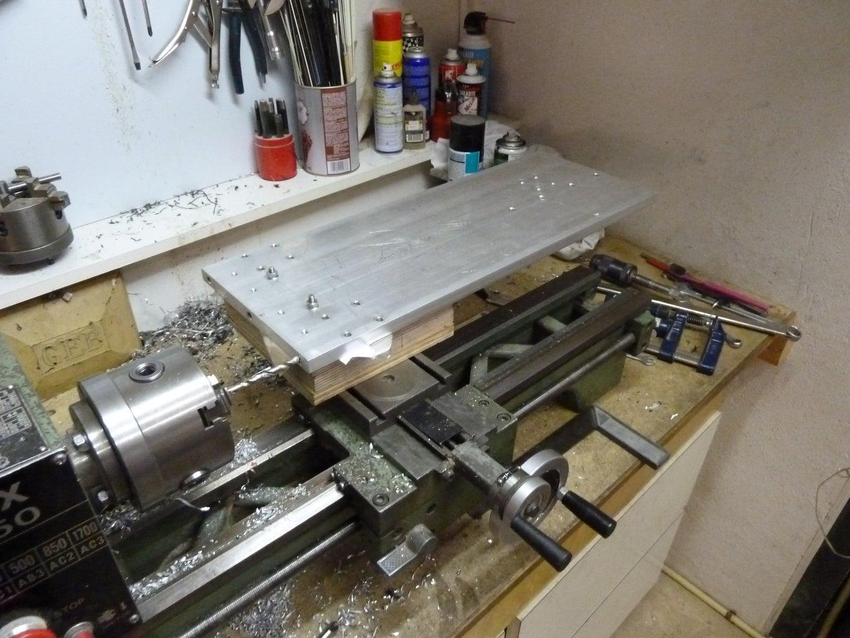 Gantry Side Plates