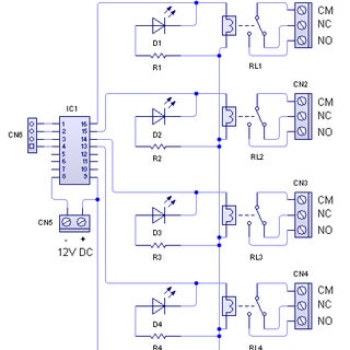 How to Make 5 Volt Single Channel Relay Shield for Arduino, PIC, AVR