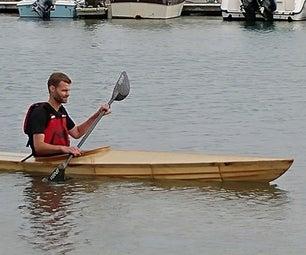 Ultralight Kayak - Middle School Project
