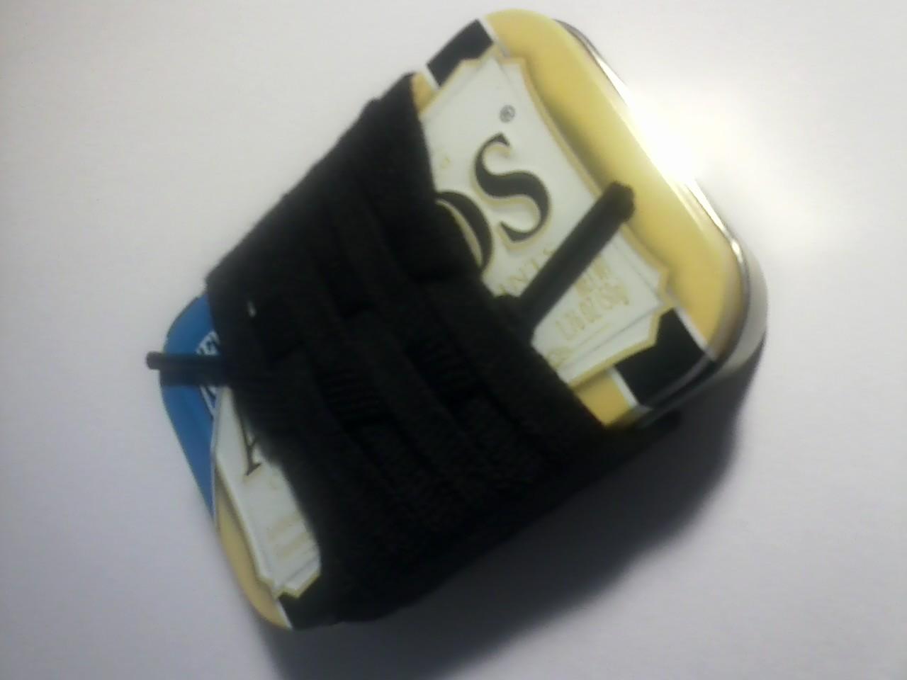 Pocket-Sized Altoids Tin First-Aid Kit