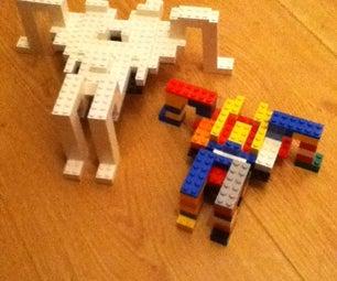 Stargate Lego Replicators