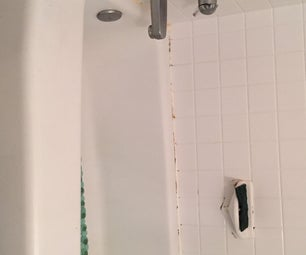 A Filthy Guide to Recaulking Your Filthy Bathtub
