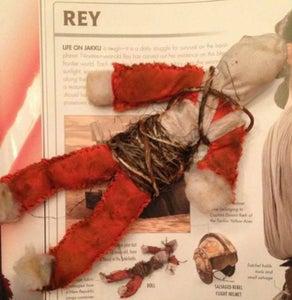 Rey's Rebel Doll