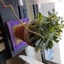 Fabric Plant Coasters