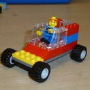 Simple Lego Car