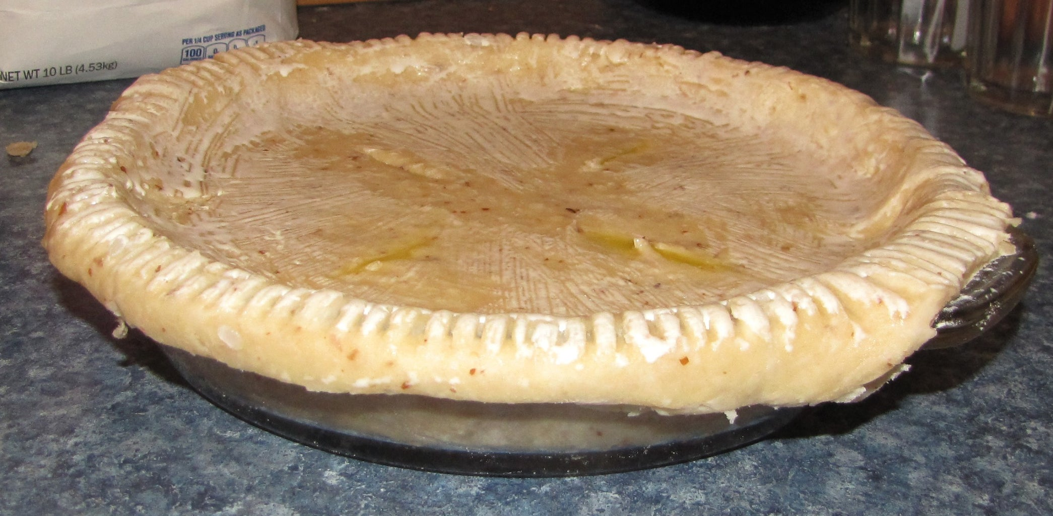 Filling the Pie
