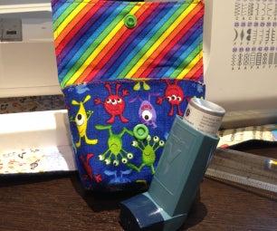 Asthma Inhaler Case