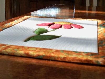 Foam Board and Fabric
