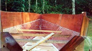 The Basket Mold for Larger Hulls