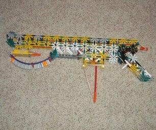 Knex Shotgun Type Thing