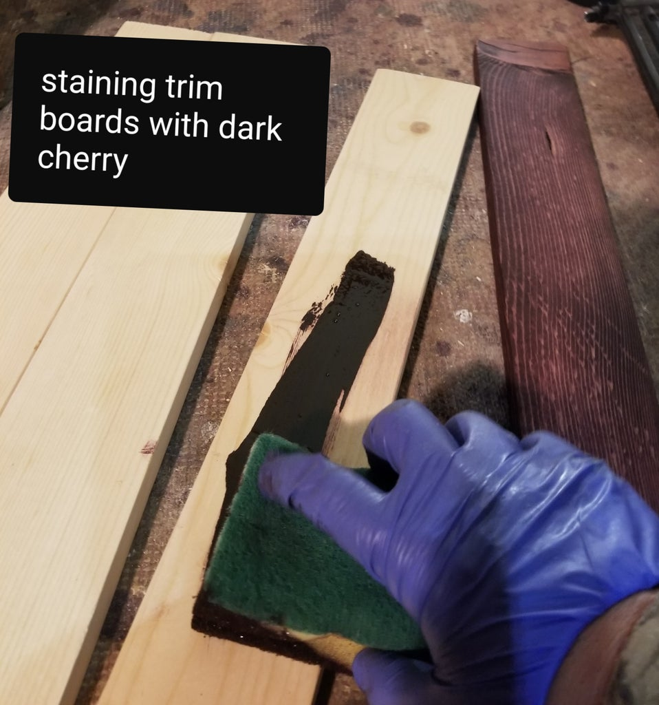 MAKING AND INSTALLING TRIM