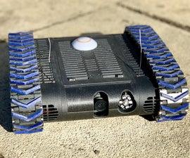 3D Printed FPV Rover V2.0