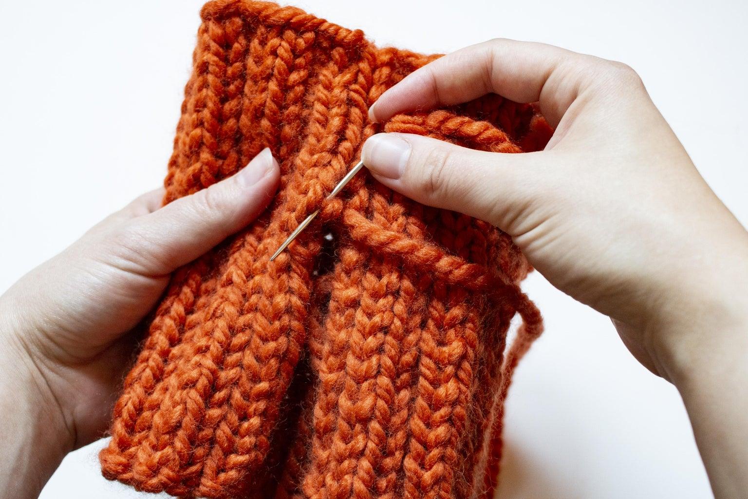 Knit Flat