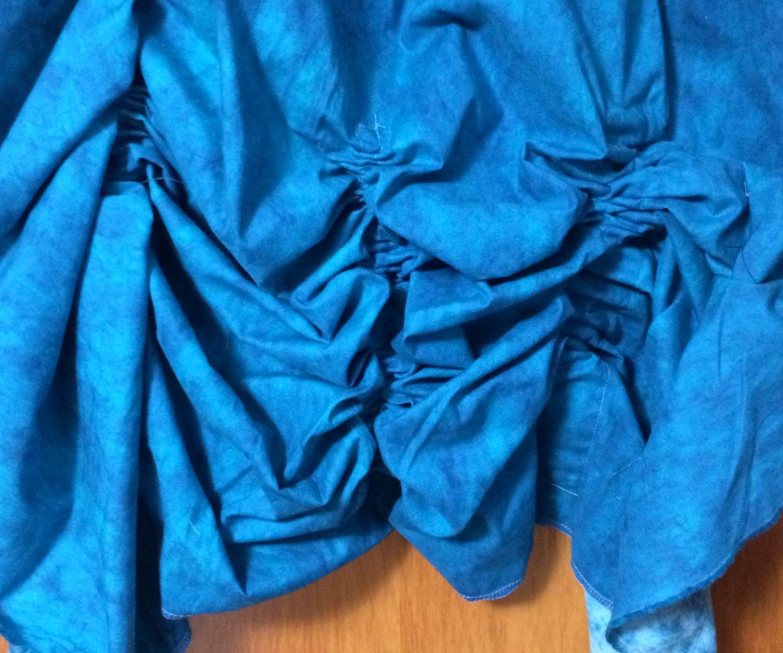 How to Make a Self-Bustling Skirt