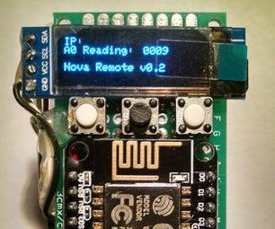WiFi Pocket Remote