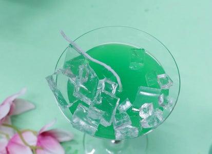 Garnish Ice Cubes  ( Candle # 2)